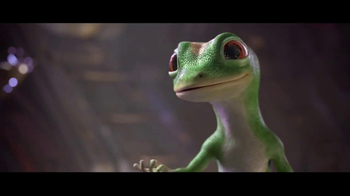 GEICO TV Spot, 'Guardians of the Galaxy Vol. 2: Groot and Gecko Team Up' - Thumbnail 7