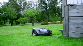 Husqvarna Automower TV Spot, 'Manicures Your Lawn' - Thumbnail 1