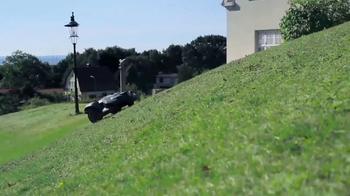 Husqvarna Automower TV Spot, 'Manicures Your Lawn' - Thumbnail 2