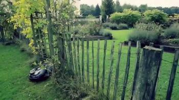 Husqvarna Automower TV Spot, 'Manicures Your Lawn' - Thumbnail 3