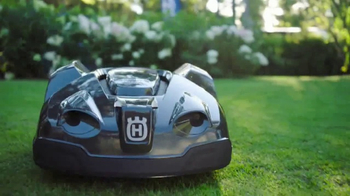 Husqvarna Automower TV Spot, 'Manicures Your Lawn'
