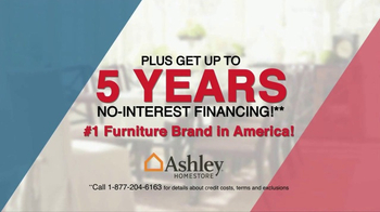 Ashley Furniture Homestore TV Spot, 'Save the Tax' - Thumbnail 3