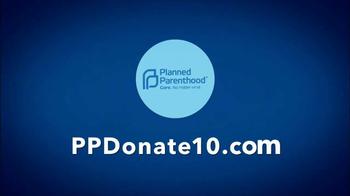 Planned Parenthood Hawaii Getaway TV Spot, 'Donate 10' - Thumbnail 10