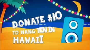 Planned Parenthood Hawaii Getaway TV Spot, 'Donate 10' - Thumbnail 8