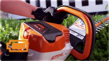 STIHL TV Spot, 'Pick Your Power: Fuel or Battery' - Thumbnail 2