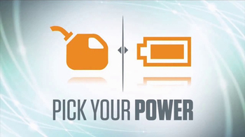 STIHL TV Spot, 'Pick Your Power: Fuel or Battery' - Thumbnail 3