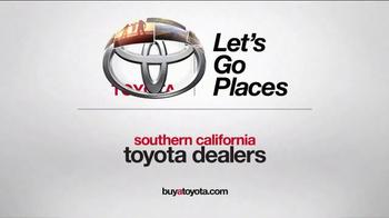 Toyota ToyotaCare TV Spot, 'Comes Standard' [T1] - Thumbnail 8