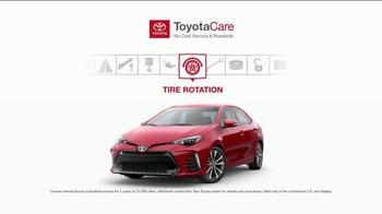 Toyota ToyotaCare TV Spot, 'Comes Standard' [T1] - Thumbnail 3