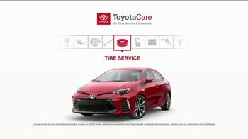 Toyota ToyotaCare TV Spot, 'Comes Standard' [T1] - Thumbnail 5