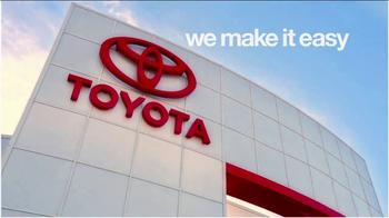 Toyota ToyotaCare TV Spot, 'Comes Standard' [T1] - Thumbnail 7