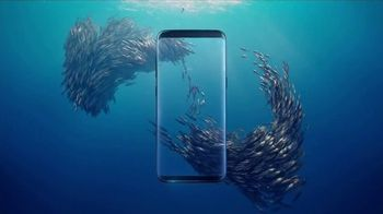 Samsung Galaxy S8 TV Spot, 'Unbox Your Phone: Fish' - Thumbnail 3
