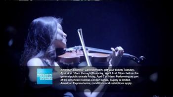 AXS.com TV Spot, 'Hans Zimmer Live on Tour: Shrine Auditorium' - Thumbnail 6