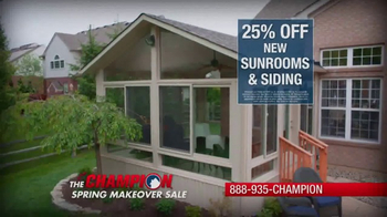 Spring Makeover Sale: Sunrooms thumbnail
