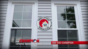 Champion Windows Spring Makeover Sale TV Spot, 'Sunrooms' - Thumbnail 4