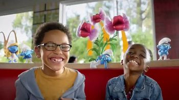 McDonald's Happy Meal TV Spot, 'Smurfs: The Lost Village Toys' - 499 commercial airings