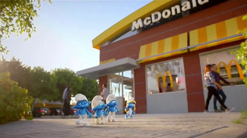 McDonald's Happy Meal TV Spot, 'Smurfs: The Lost Village Toys' - Thumbnail 10