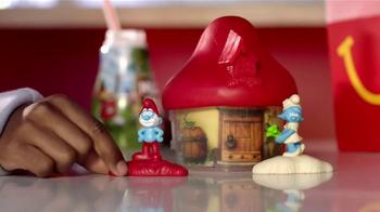 McDonald's Happy Meal TV Spot, 'Smurfs: The Lost Village Toys' - Thumbnail 8
