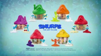McDonald's Happy Meal TV Spot, 'Smurfs: The Lost Village Toys' - Thumbnail 9
