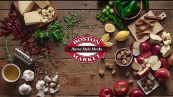 Boston Market TV Spot, 'Pollo rostizado en dos nuevos sabores' [Spanish] - Thumbnail 2