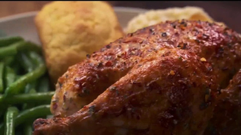 Boston Market TV Spot, 'Pollo rostizado en dos nuevos sabores' [Spanish] - Thumbnail 3