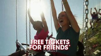 Six Flags TV Spot, 'Super Hero' - Thumbnail 8