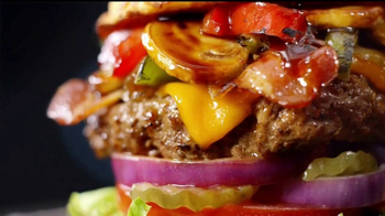 Denny's 100% Beef Burgers TV Spot, 'Sabrosos' [Spanish] - Thumbnail 1