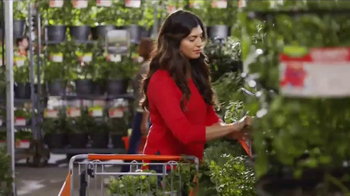The Home Depot Spring Black Friday TV Spot, 'Trimmer, Soil and Herbs' - Thumbnail 1