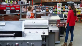 The Home Depot Spring Black Friday TV Spot, 'Trimmer, Soil and Herbs' - Thumbnail 3