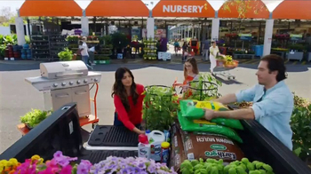 The Home Depot Spring Black Friday TV Spot, 'Trimmer, Soil and Herbs' - Thumbnail 4