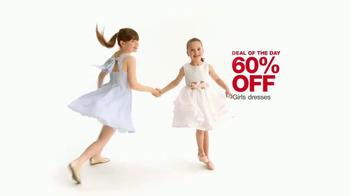 Macy's One Day Sale TV Spot, 'Juniors Denim, Dresses and Suits' - Thumbnail 6
