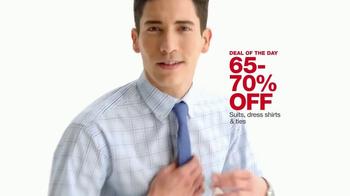 Macy's One Day Sale TV Spot, 'Juniors Denim, Dresses and Suits' - Thumbnail 9