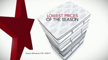Macy's One Day Mattress Sale TV Spot, 'Major Brands' - Thumbnail 2