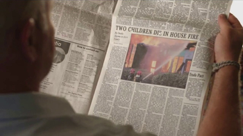 Safe Kids TV Spot, 'Changing the News: Fire Safety' Feat. Neal McDonough - Thumbnail 6