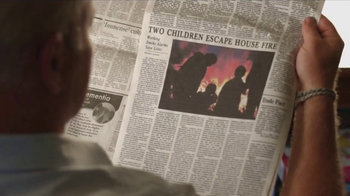 Safe Kids TV Spot, 'Changing the News: Fire Safety' Feat. Neal McDonough - Thumbnail 7