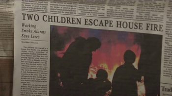 Safe Kids TV Spot, 'Changing the News: Fire Safety' Feat. Neal McDonough - Thumbnail 9