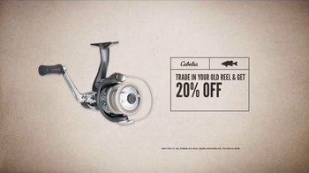 Cabela's Fishing Classic TV Spot, 'Time to Tackle the Tackle Box' - Thumbnail 7