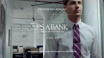 JoS. A. Bank Super Tuesday Sale TV Spot, 'Nearly Everything' - Thumbnail 7