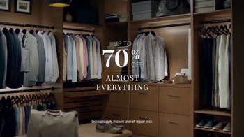 JoS. A. Bank Super Tuesday Sale TV Spot, 'Nearly Everything' - Thumbnail 2