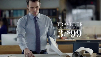 JoS. A. Bank Super Tuesday Sale TV Spot, 'Nearly Everything' - Thumbnail 3