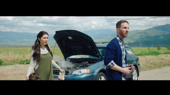 Verizon Unlimited TV Spot, 'Roadside Rescue' Featuring Thomas Middleditch