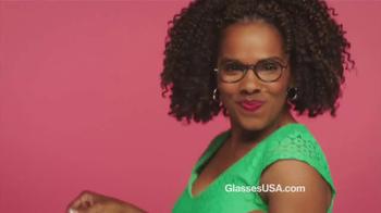 GlassesUSA.com TV Spot, 'Beats That I'm Droppin' - Thumbnail 2