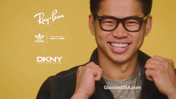 GlassesUSA.com TV Spot, 'Beats That I'm Droppin' - Thumbnail 3