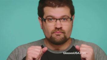 GlassesUSA.com TV Spot, 'Beats That I'm Droppin' - Thumbnail 8
