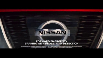 Nissan TV Spot, 'Stops When You Don't' [T2] - Thumbnail 6