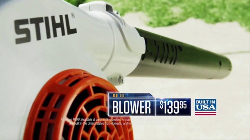 STIHL TV Commercial, 'Pick Your Power: Single Charge'