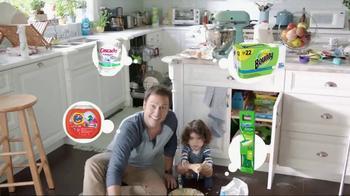 Procter & Gamble TV Spot, 'Life Ready: Cupcakes' - Thumbnail 5