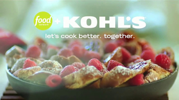 Kohl's TV Spot, 'Food Network: Girl's Brunch' - Thumbnail 7