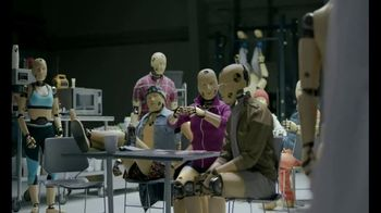 Toyota Safety Sense TV Spot, 'Overheard: Crash Test Dummies' [T1] - 23 commercial airings