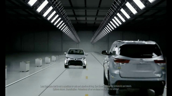 Toyota Safety Sense TV Spot, 'Overheard: Crash Test Dummies' [T1] - Thumbnail 5