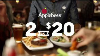 Applebee's 2 for $20 TV Spot, 'Nuevas opciones' [Spanish] - Thumbnail 2